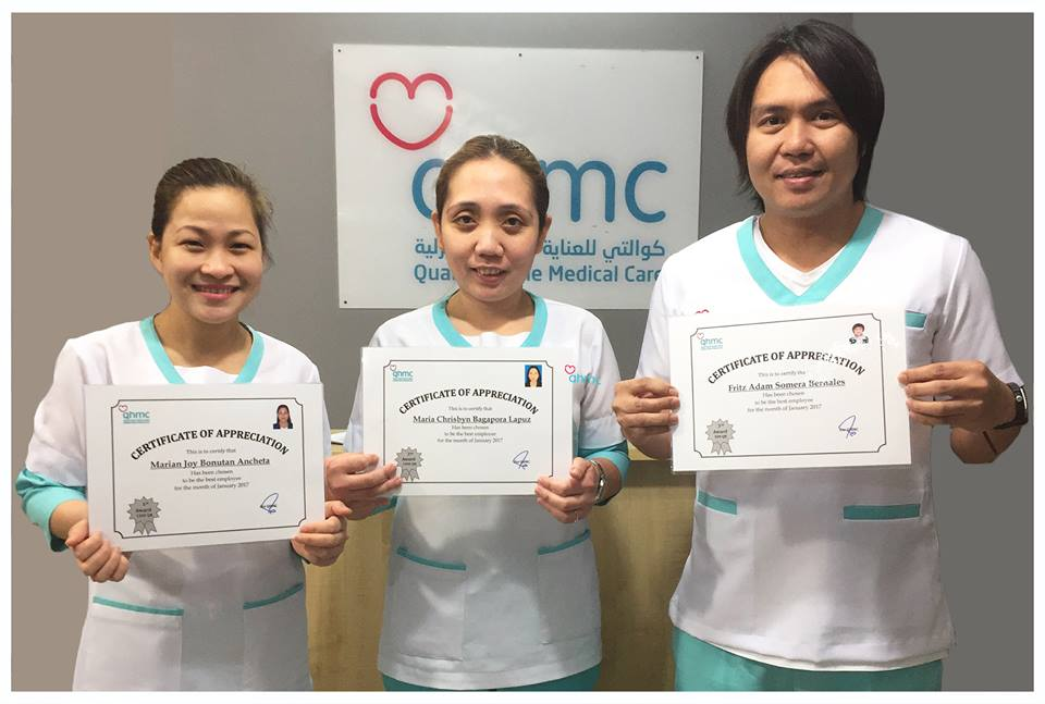 QHMC for Home Medical Care  Our team of Nurses, Therapists, Midwives